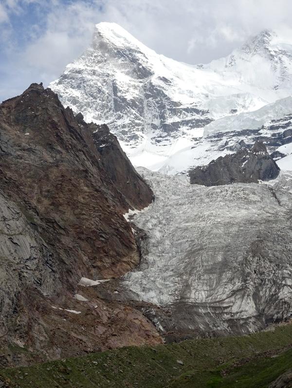 Route de Khargil à rangdom.