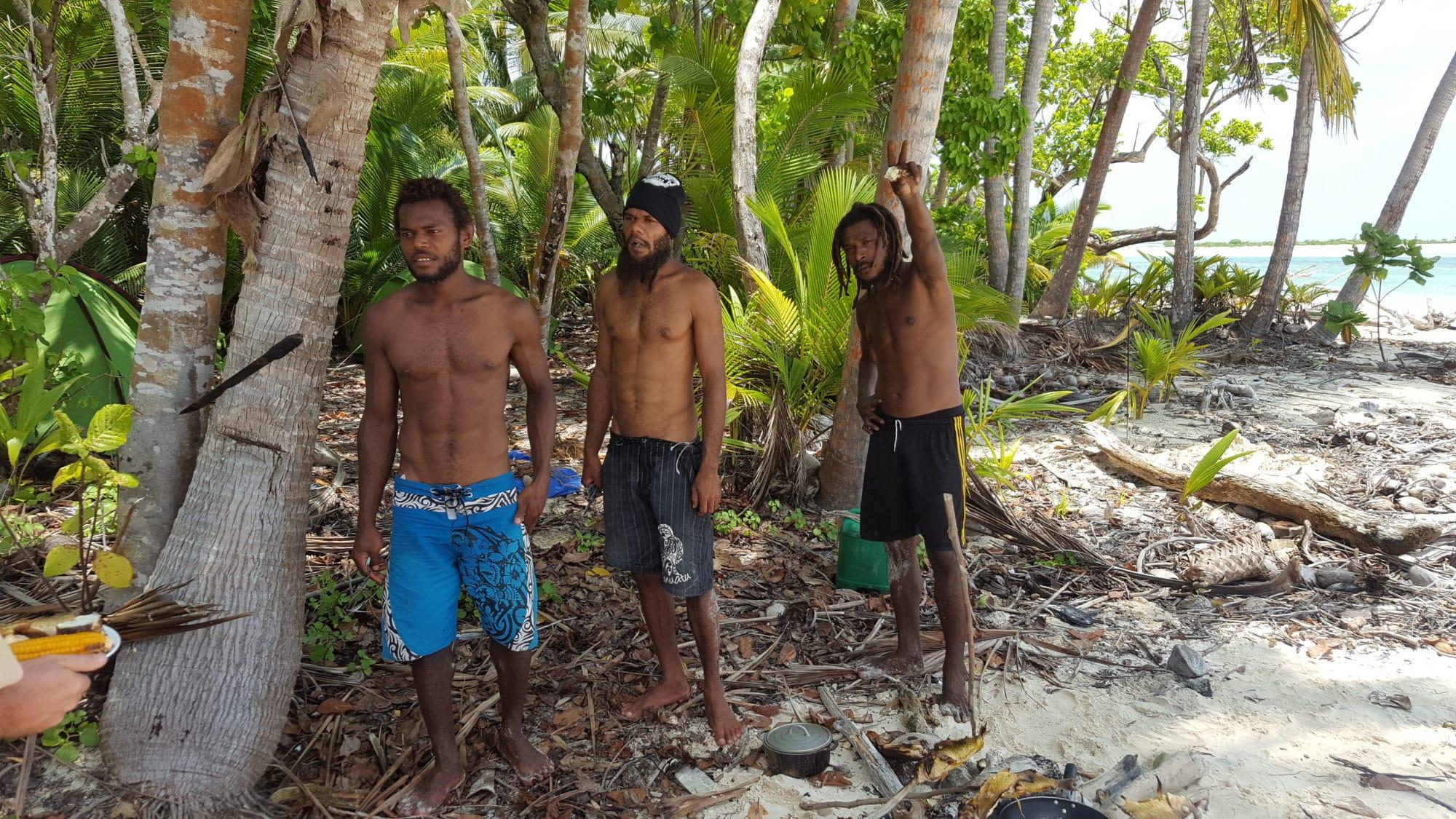Vanuatu, Island Atoll.