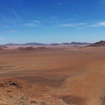 Namibie, Messum Crater.
