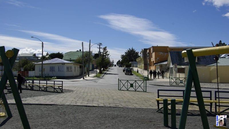 Puerto Natales, balade dans la ville.