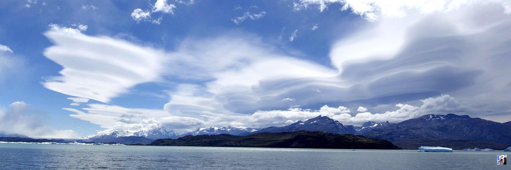 Autre virée en bateau pour voir le Lago Grey et le glacier du même nom.
