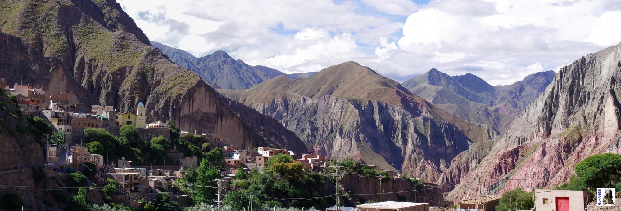 Argentine, Iruya.