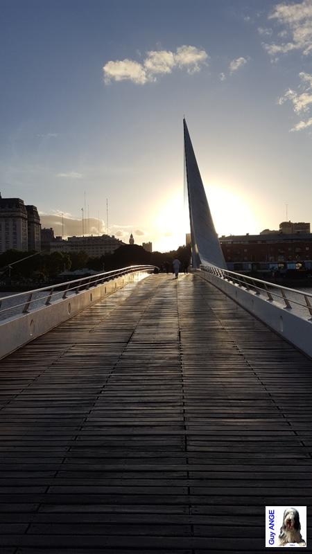 Buenos Aires. Quartier des docks.