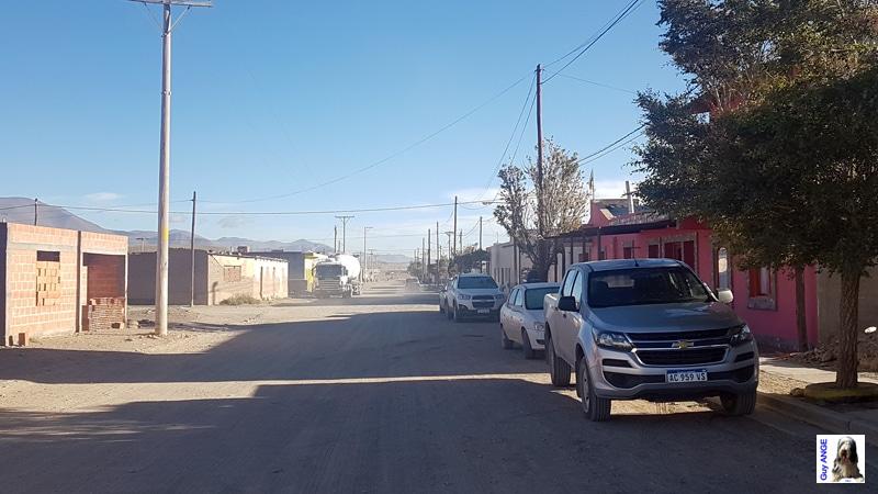 San Antonio de las Cobres, La Puna, Argentine.
