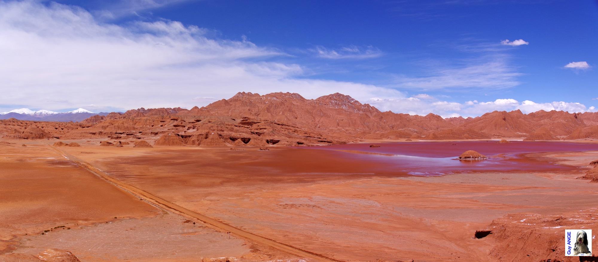 Argentine, région de la Puna. Le Desierto del Diablo.