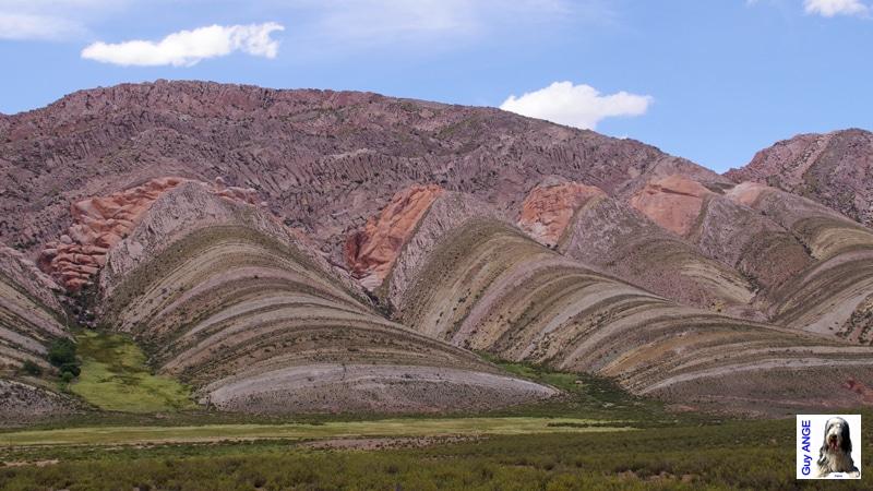 Argentine, la Quebrada Humahuaca.