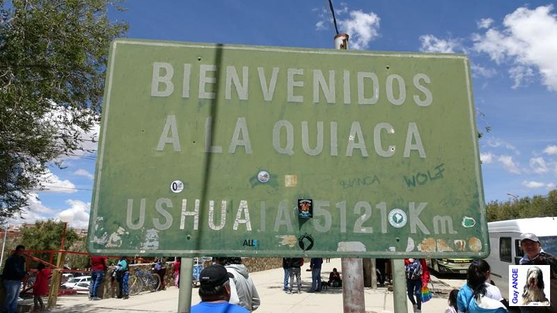 Argentine, La Quiaca.