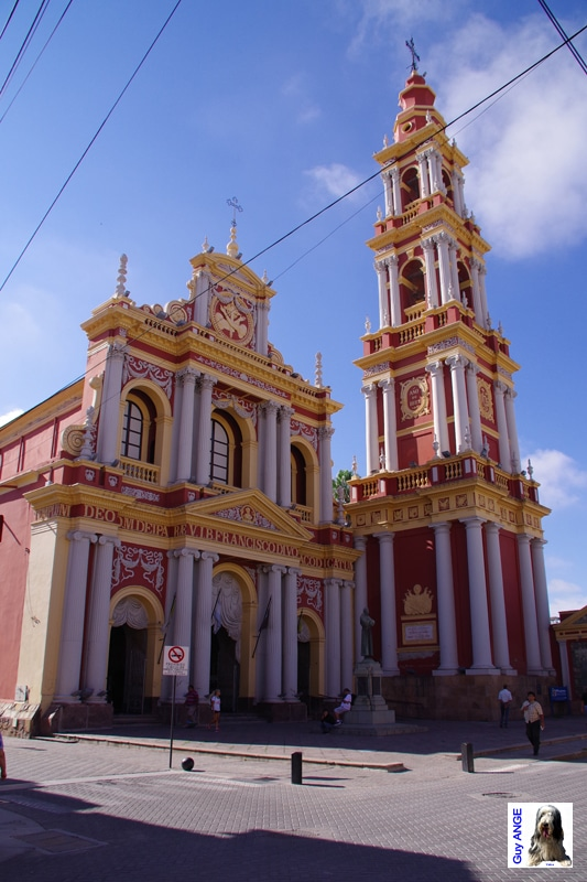 Salta, église San Francisco.