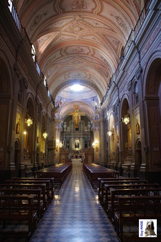 Salta, église San Francisco.