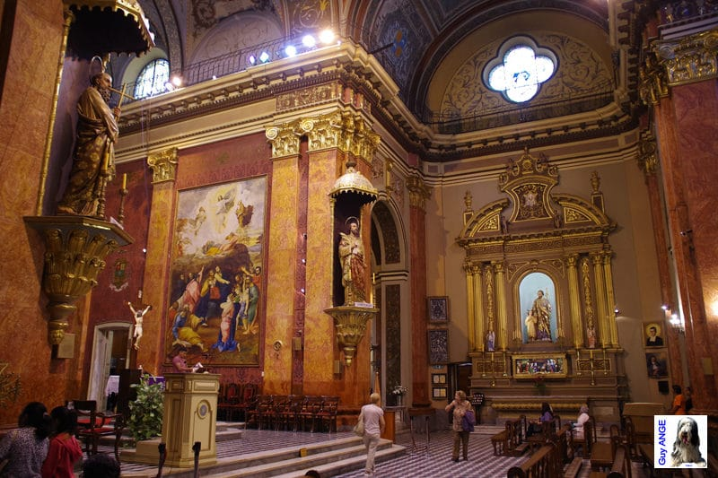 Salta, Basilique Cathédrale.