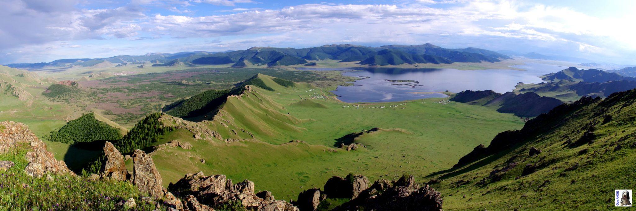 Parc Naturel de Terkhiin Tsagaan Nuur.