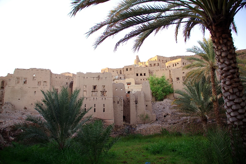 Village de Birkat. Un patrimoine en péril.