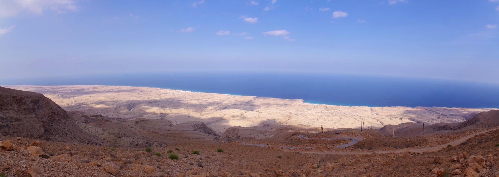 Côte Nord-Est de Sour, Sultanat d'Oman.