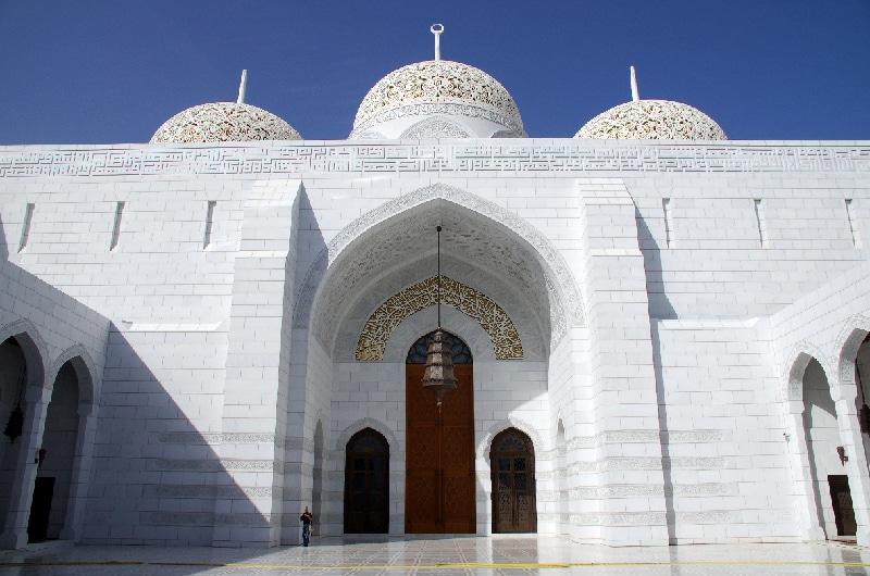 Sulatant d'Oman. la Mosquée Muhammad Al-Amin.