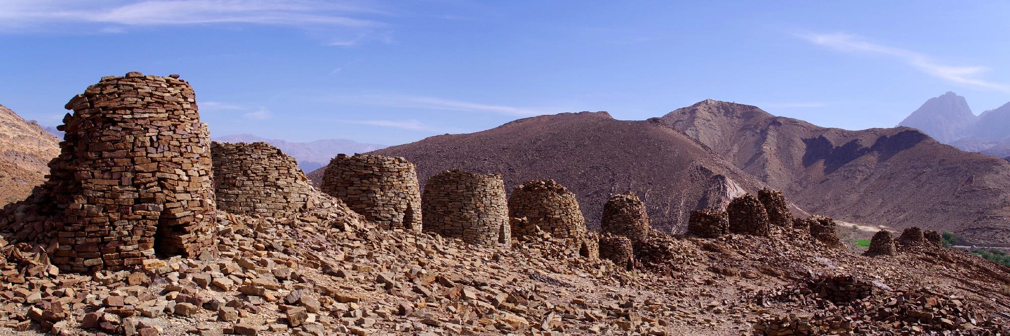Les tombes d'Al Ayn inscrites à l'UNESCO.