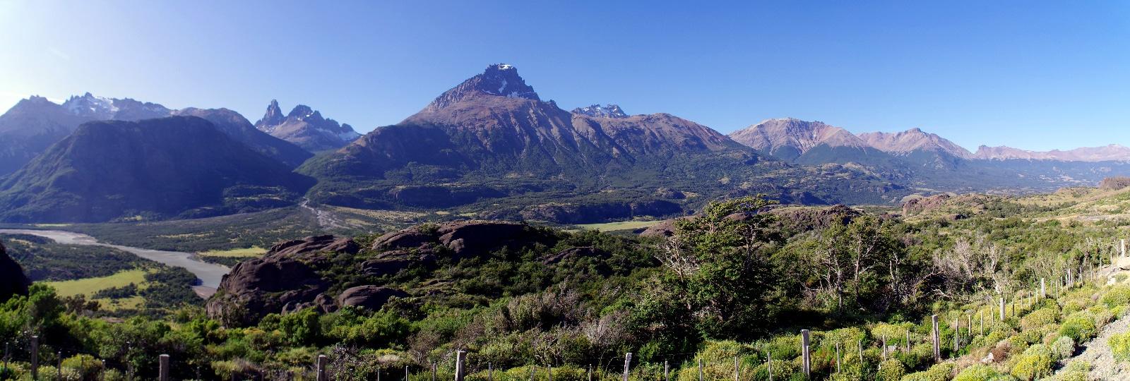 Parc National Cerro Castillo.