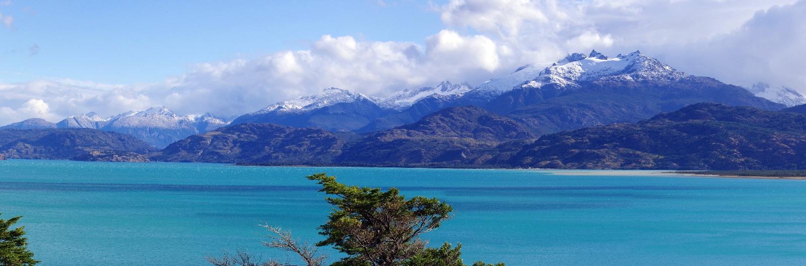 Le Lago General Carrera toujours aussi splendide.