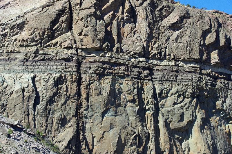 Massif basaltique.