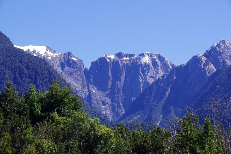 La Patagonie chilienne.