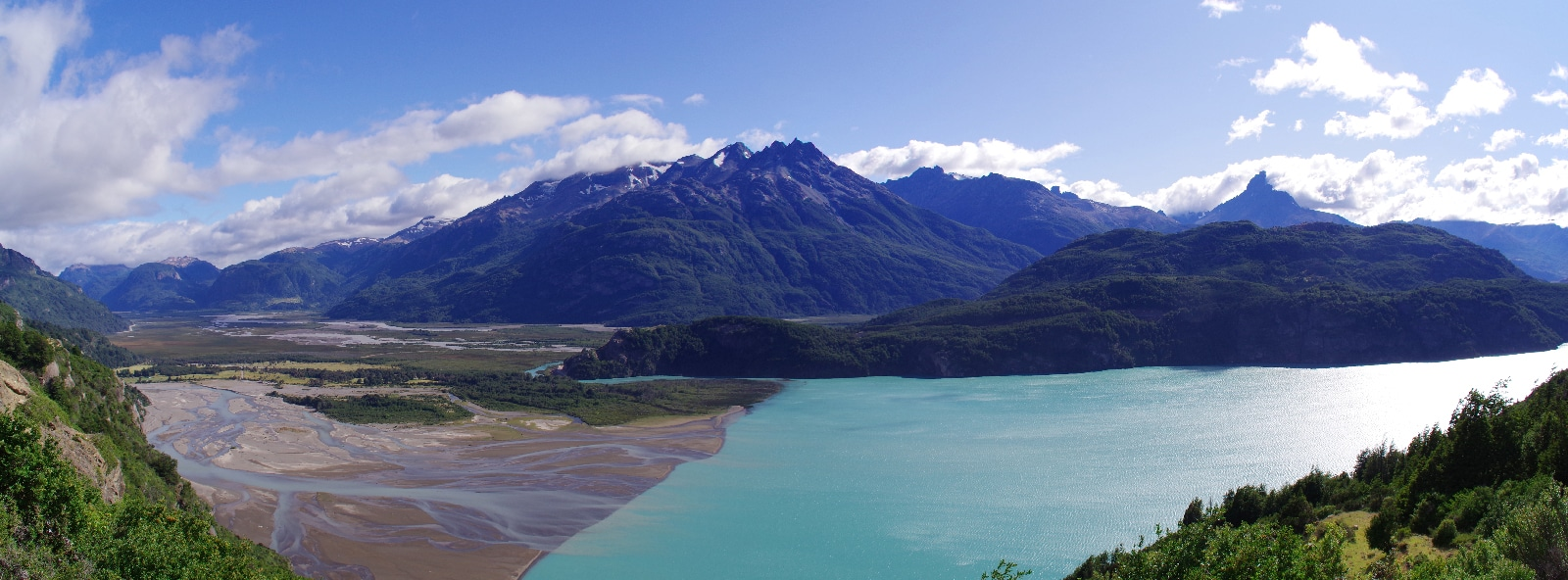 Patagonie chilienne, aux alentours de Villa Cerro Castillo.