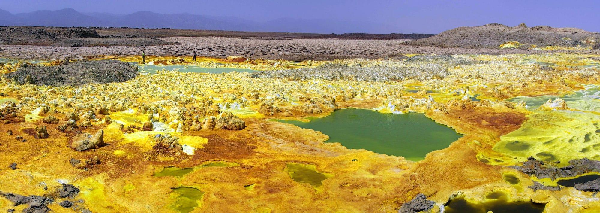 Ethiopie, le Dalol.