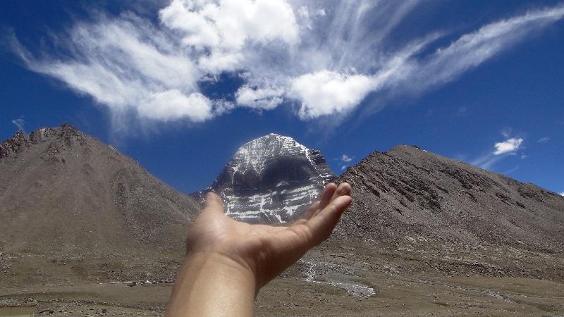 Le Mont Kailash.