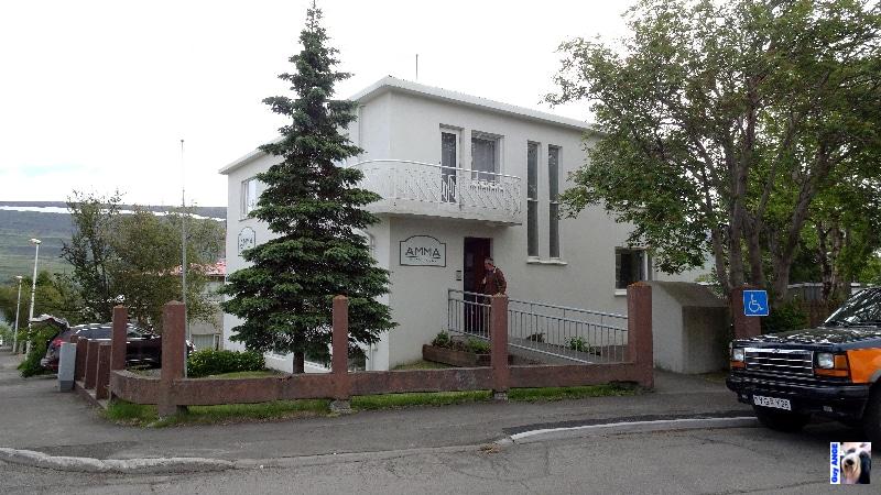 La guesthouse AMMA à Akureyri.