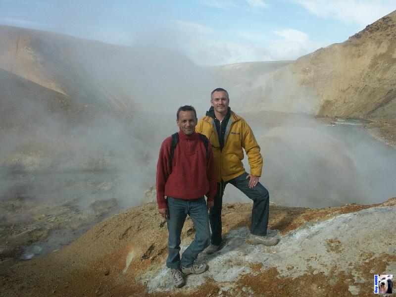Voyage en Islande en 2004