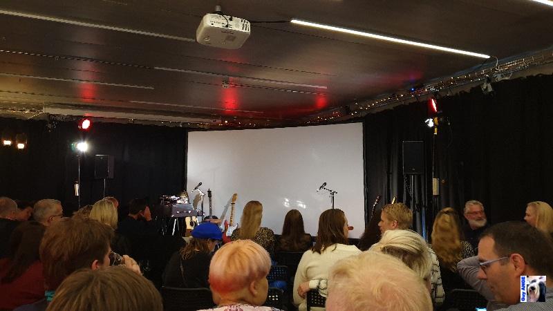 Concert d'Àsgeir à Hvolsvöllur.