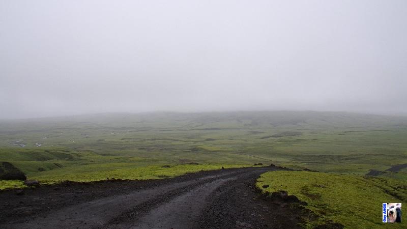 De vik en direction de Landmannalaurgar.