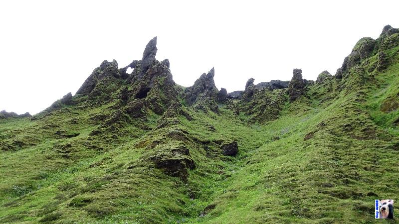 L'Islande, le pays des Trolls et des Elfes.
