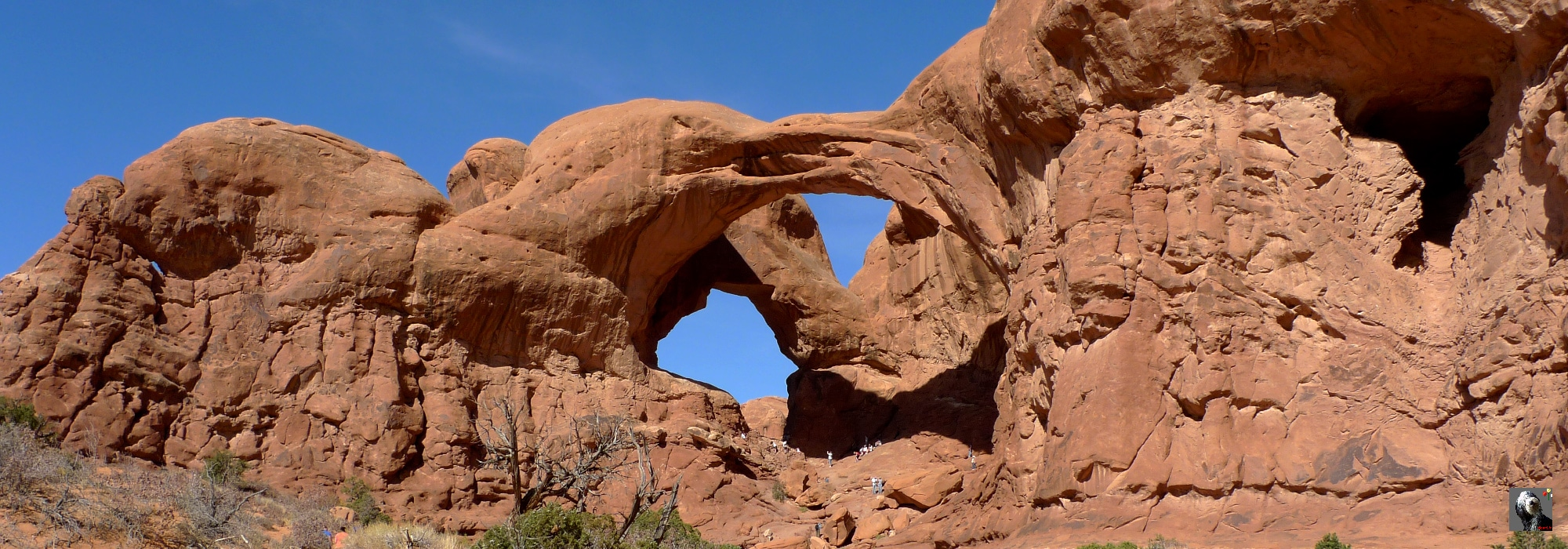Arches National Park.