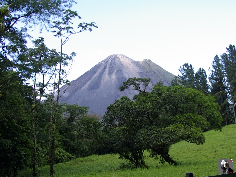 Costa Rica, volcan Arenal.