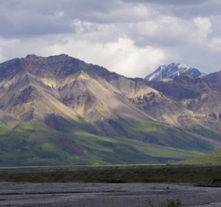 U.S.A. Alaska.
