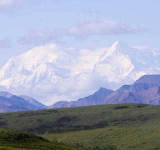USA Alaska.